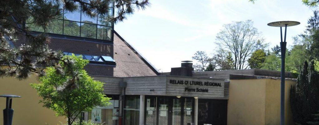 façade du cinema le relais culturel de Thann