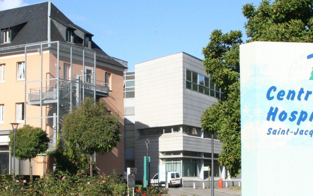 Soutien au Centre Hospitalier Saint-Jacques