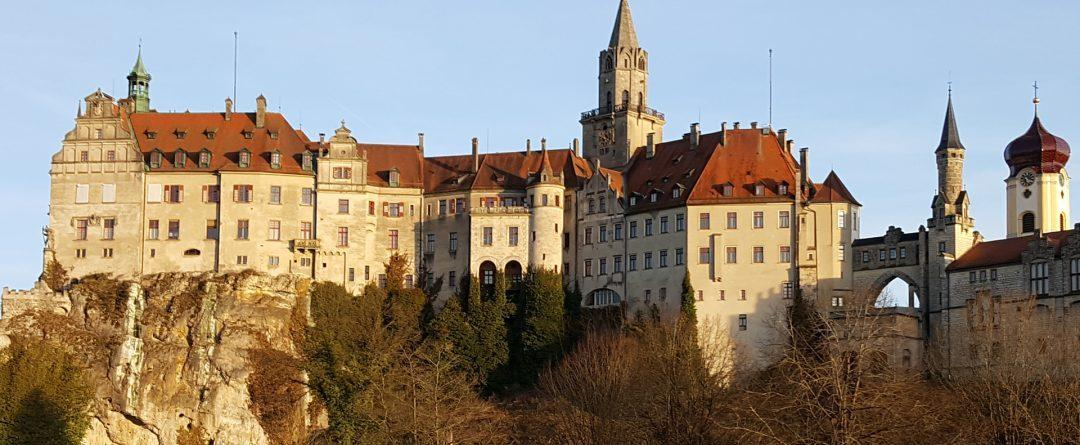 Thann-photo Chateau de Sigmaringen