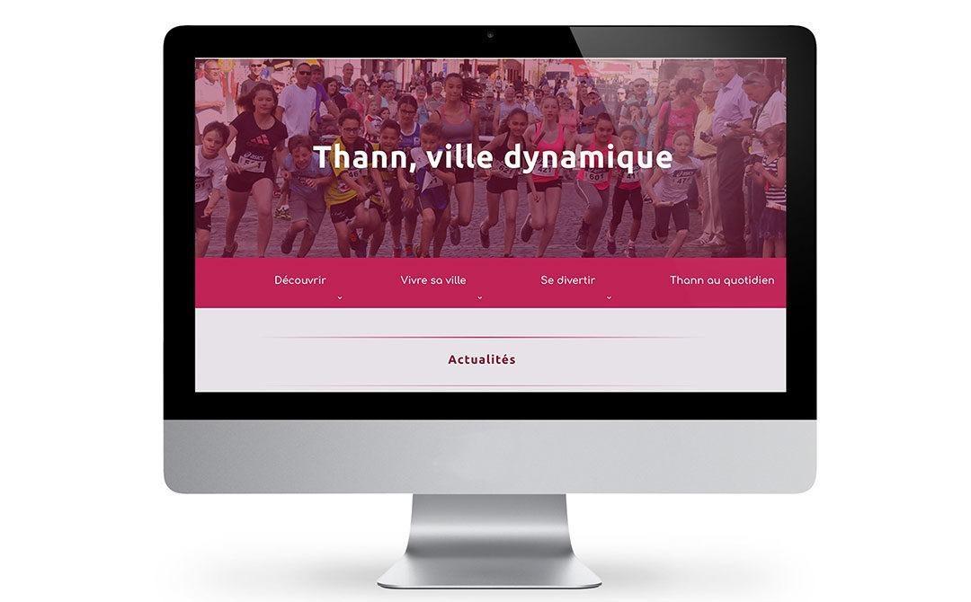 Un nouveau site