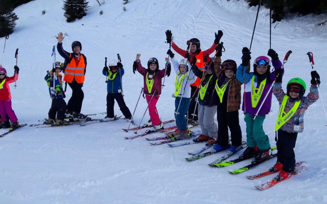 Semaine de ski – Février 2019