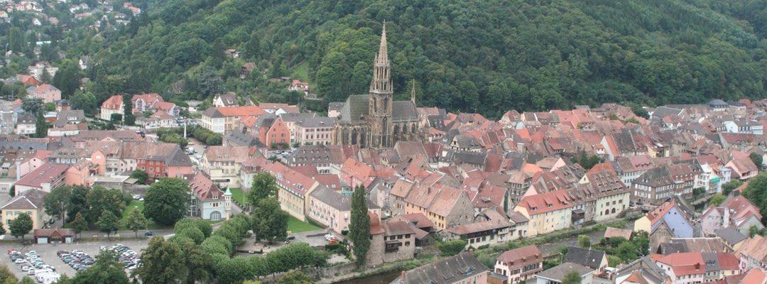 Pollution aux particules fines : mesures spéciales en Alsace