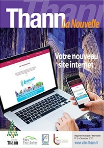 couverture magazine thann decembre 2017