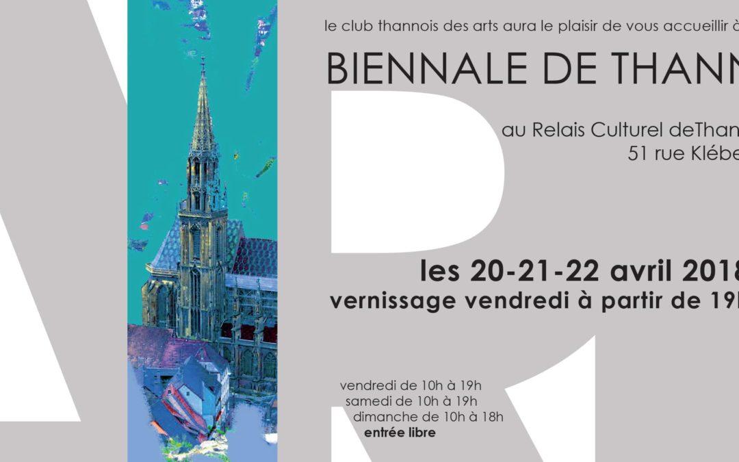 Biennale du club thannois des arts
