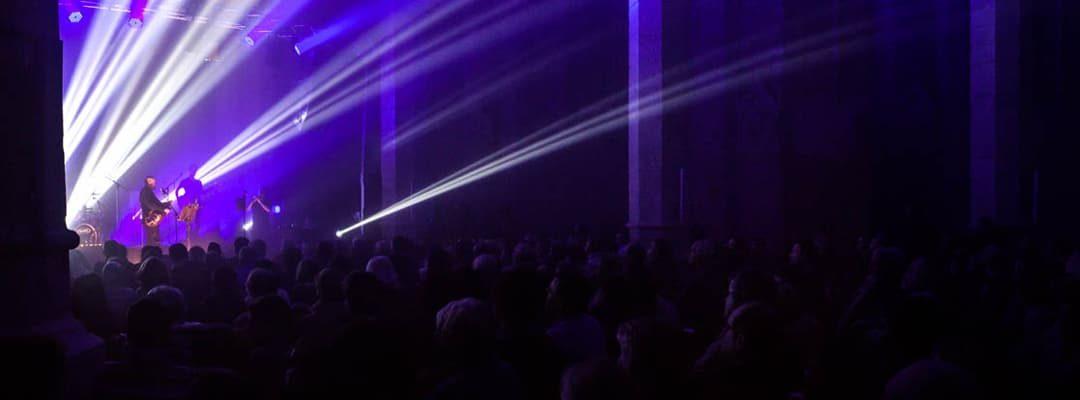 Concert de Luc Arbogast