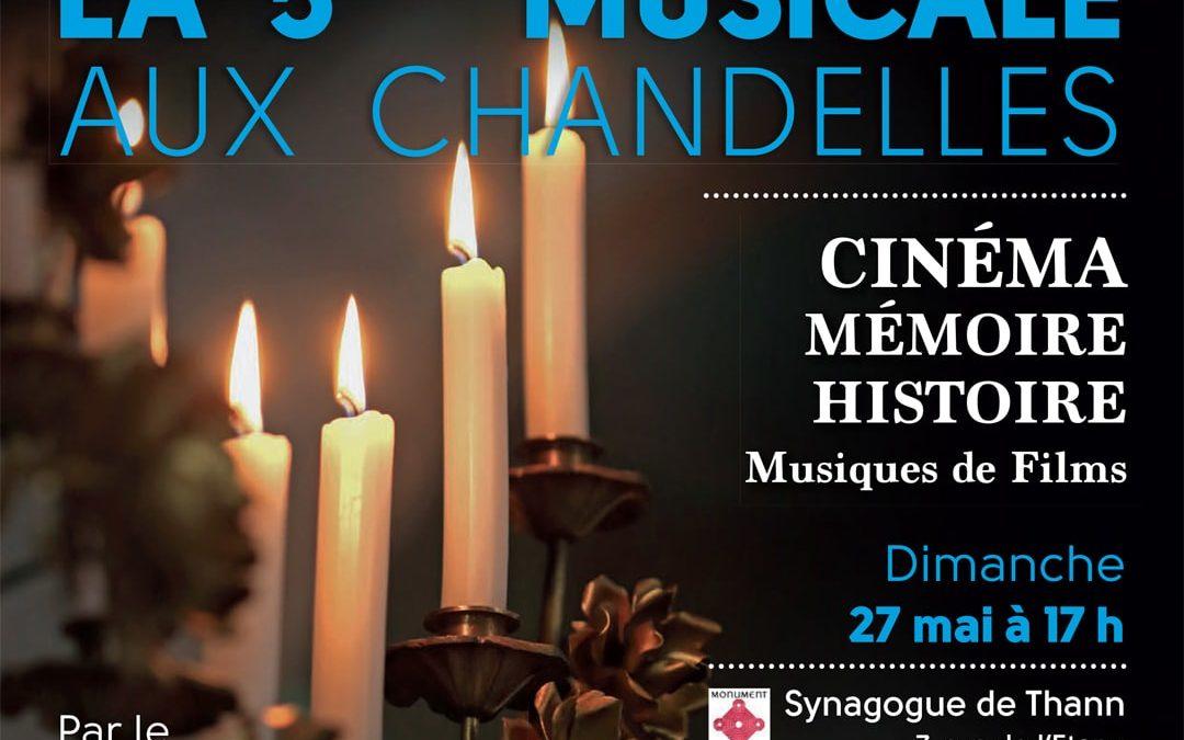 La 5ème Musicale aux Chandelles