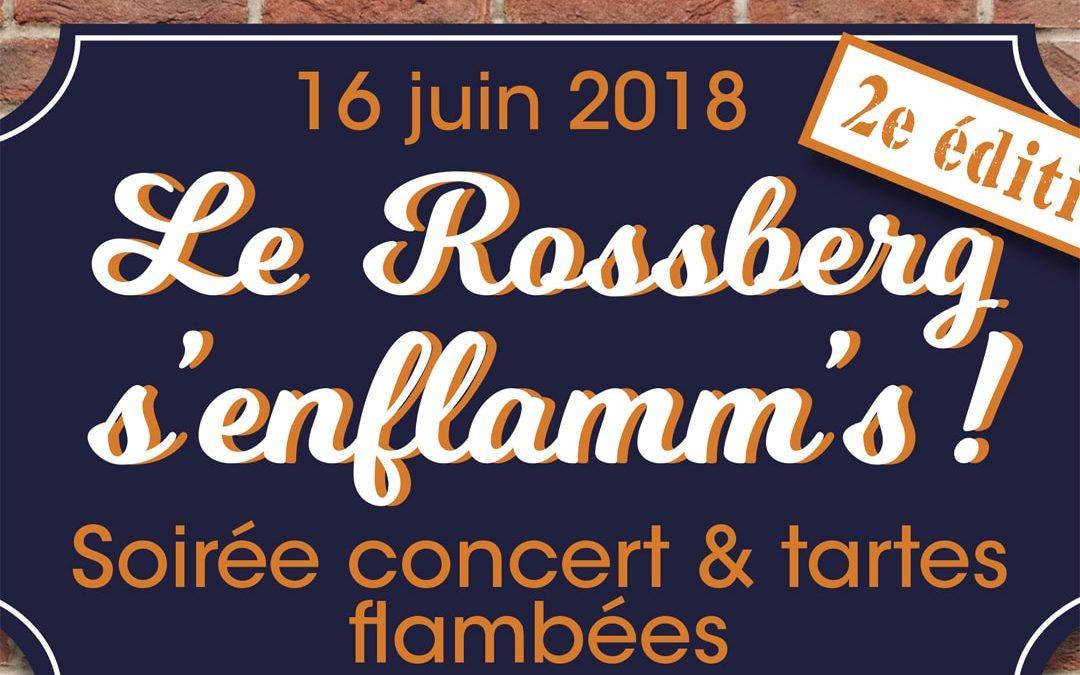 Le Rossberg s'enflamm's !