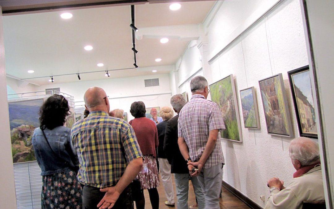 Exposition estivale du Musée