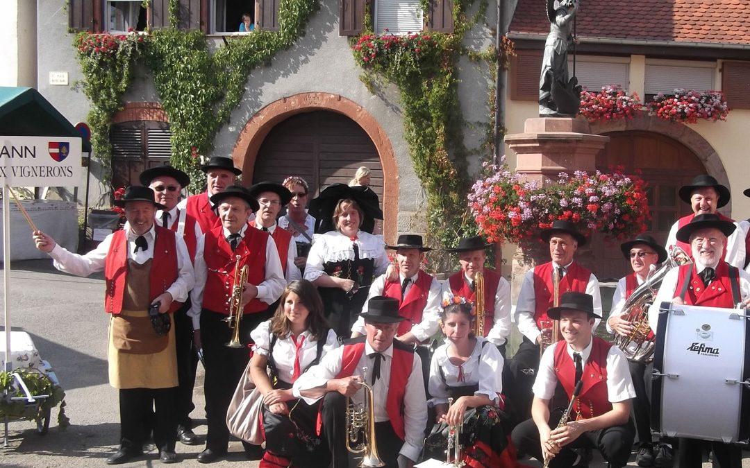 Scènes Estivales – Soirée Alsacienne