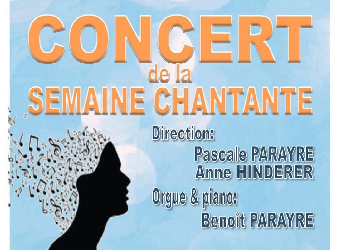 Concert Semaine Chantante