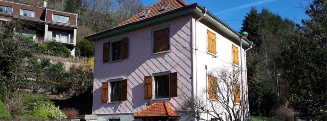 Ancienne maison forestière à vendre