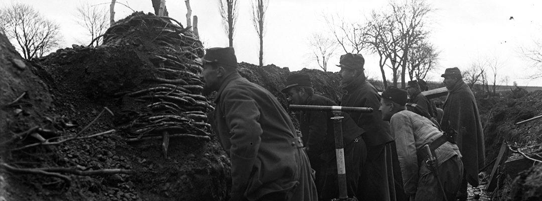 Célébration du centenaire de la Grande Guerre 14-18