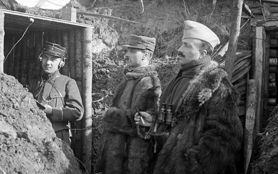 Exposition de photographies sur la Grande Guerre