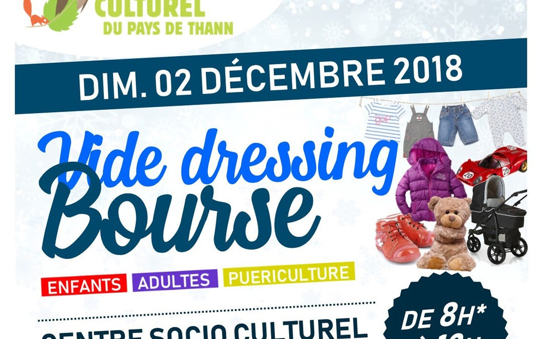 Bourse – Vide dressing