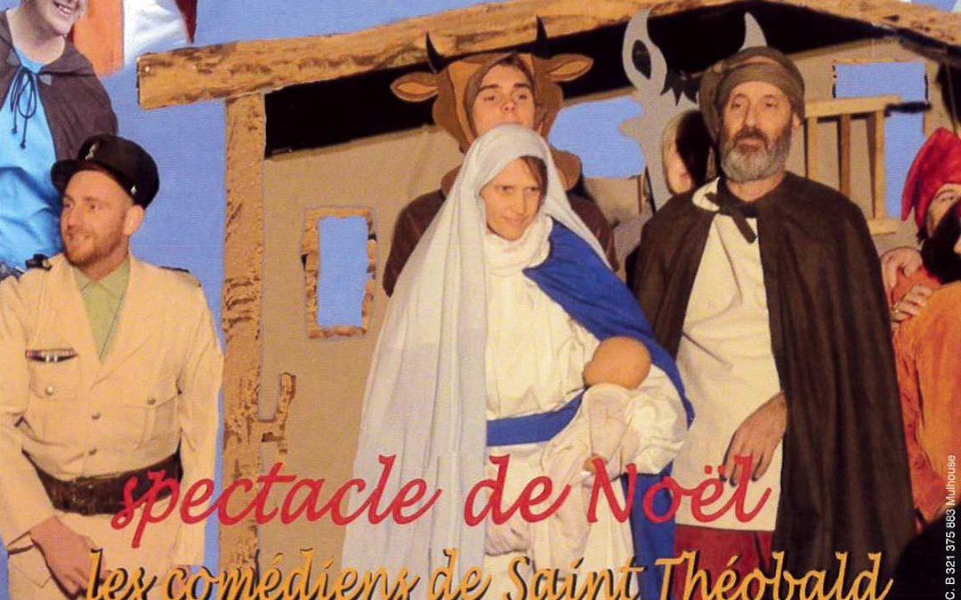 Spectacle des Comédiens de St Théobald