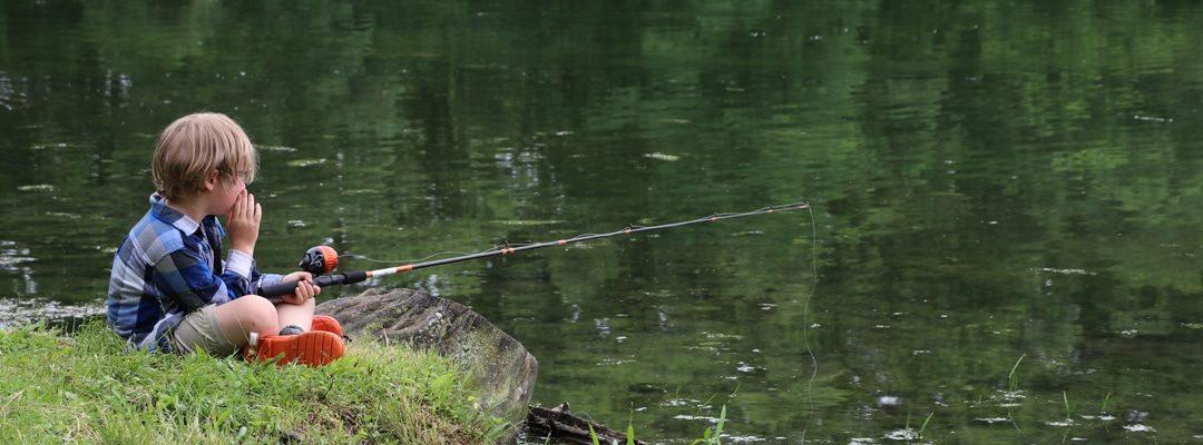 Réglementation pêche en eau douce