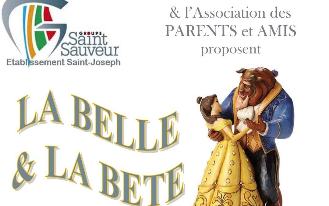 Spectacle «La Belle et la Bête»
