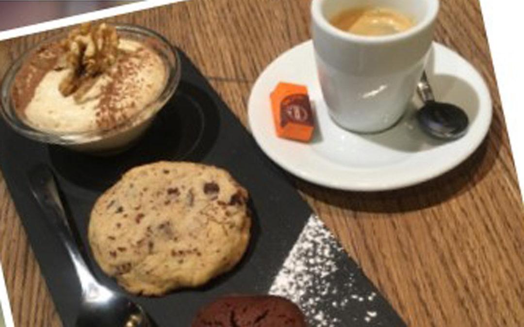 Le café gourmand des commerçants