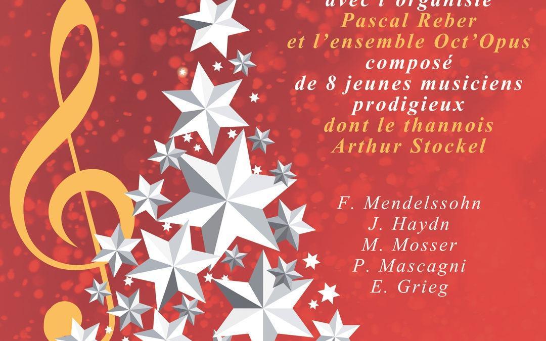 Concert pour la Saint-Nicolas