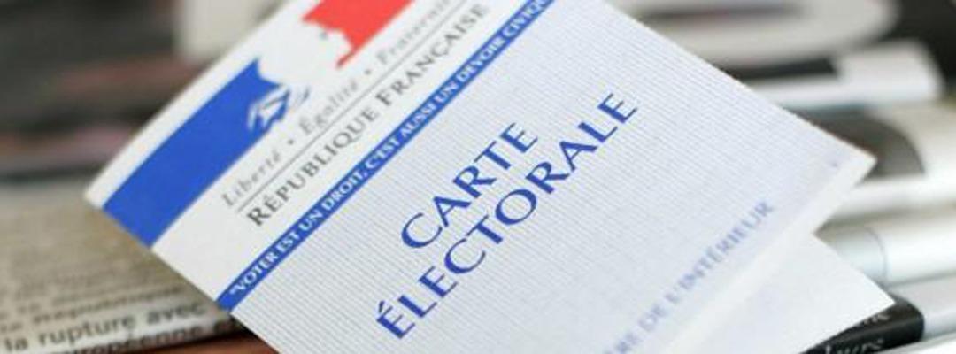 Inscription liste électorale 2020