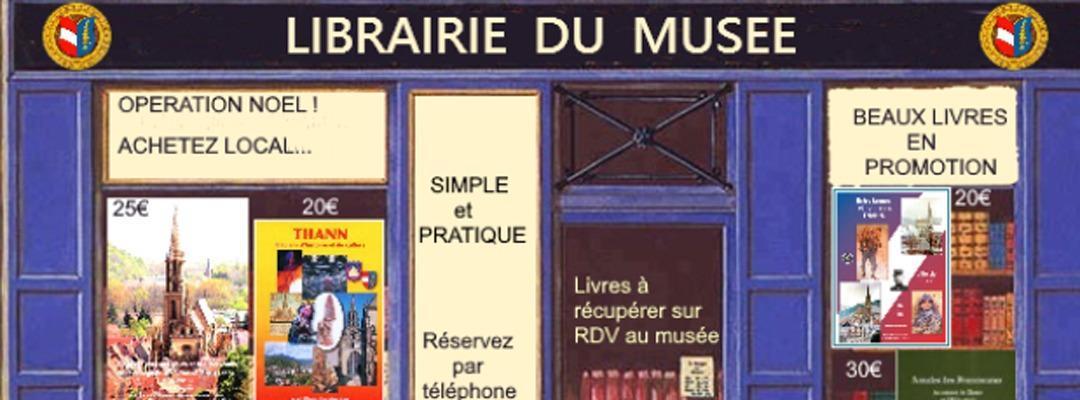 Librairie du Musée